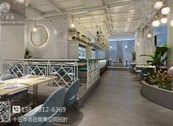 成都最味煲式干锅店设计 成都特色餐厅装修设计公司