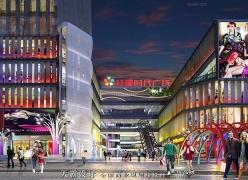 银川购物中心装修设计精品来自天霸设计