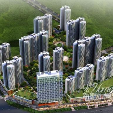 葫芦岛星城图片