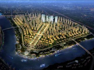 天津津南新城