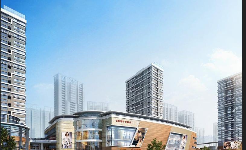 汉口城市广场SOHO