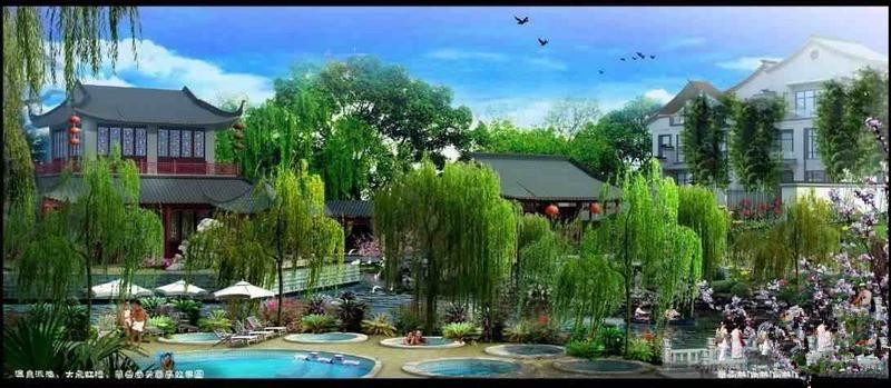 中华坊三期海棠园