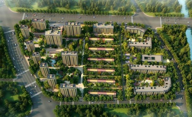 中铁华侨城·和园