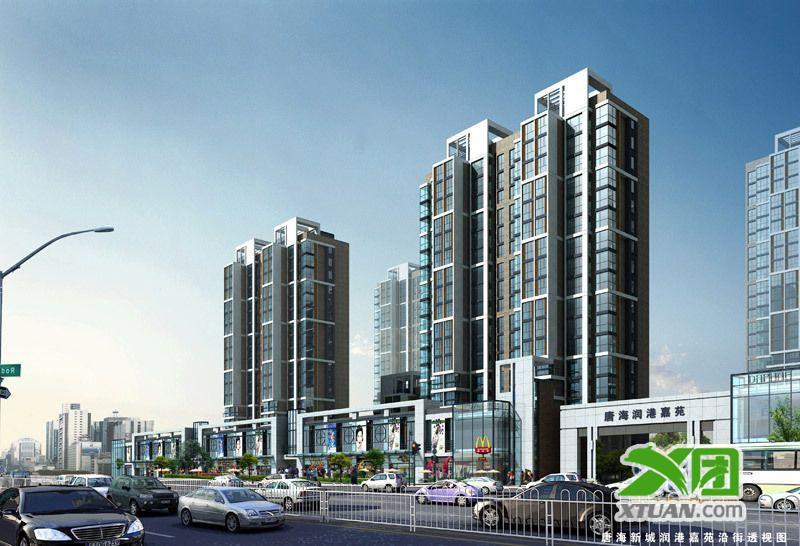 唐海县城图片