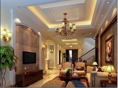 别墅装修有哪些风格 高清图片