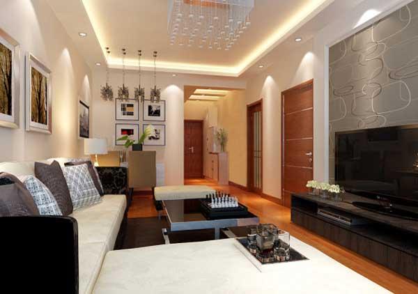 二室一厅装修 简洁舒适