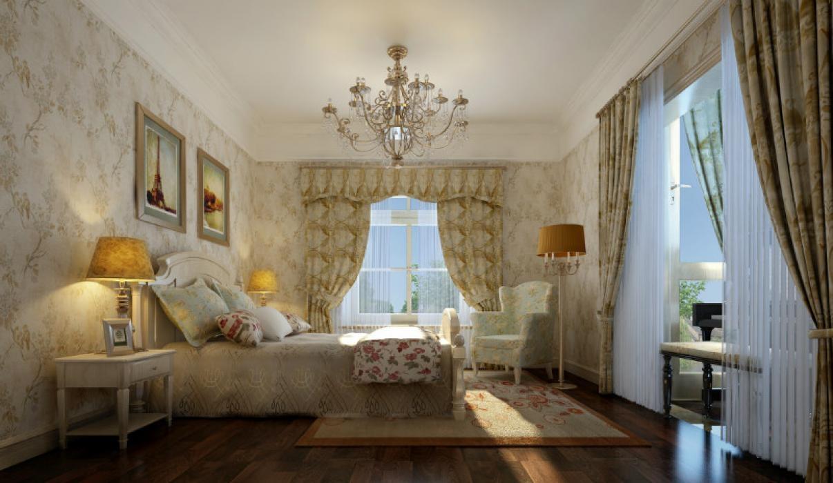 阳台过道门厅灯 客厅卧室灯装修效果图 逸家美派 简约超薄欧式实木多