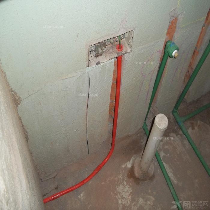 全屋净化 厨房净水组合装修效果图 安吉尔厨房净水器安装装修效果图