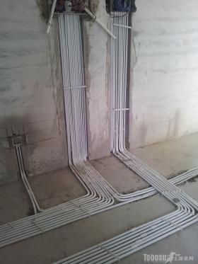 水电改造装修效果图