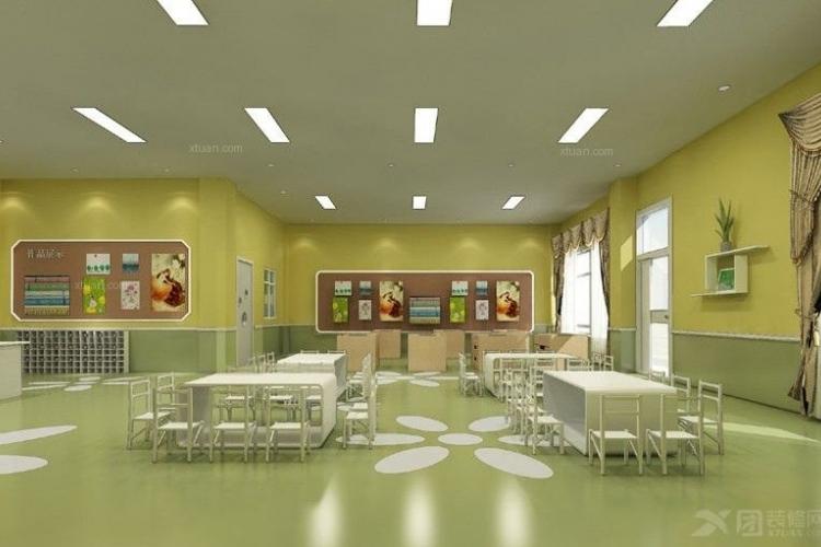成都郫县中冶田园安迪国际 幼儿园图片