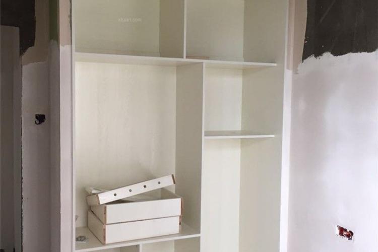 木工欧式衣柜图片大全