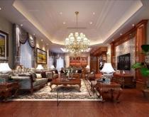 佘山银湖别墅装修在建项目,上海腾龙别墅设计