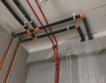 西水东装修三室两厅户型