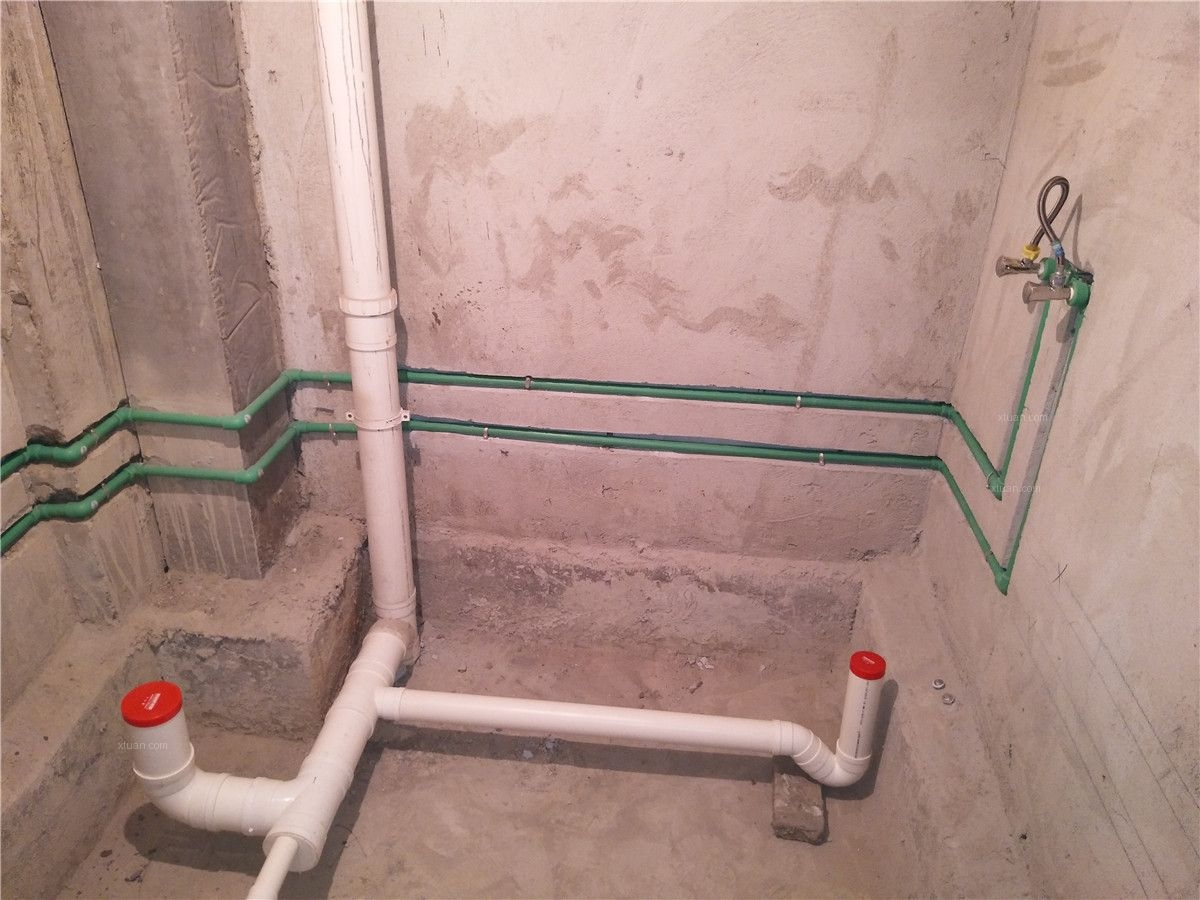 方园豪庭水电隐蔽工程验收