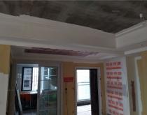 紫金湾油漆阶段