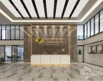 【办公室装修】光谷企业中心远卓集团