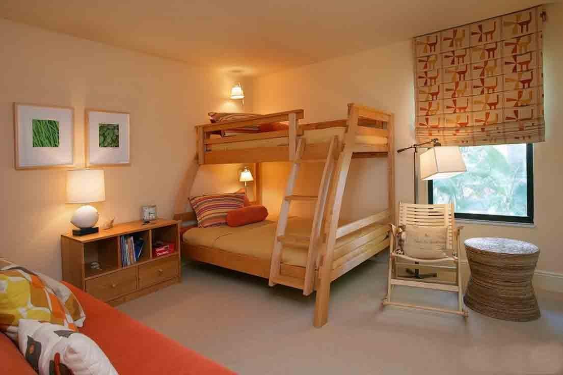 儿童房间 小户型儿童房间布置