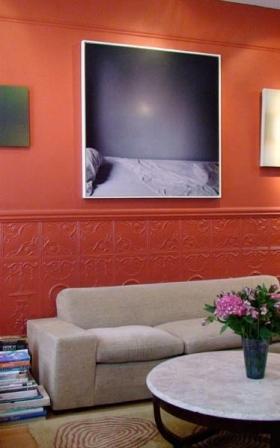 欧式风沙发背景墙装修效果图图片
