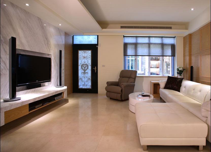 现代家装之经典沙发背景墙设计