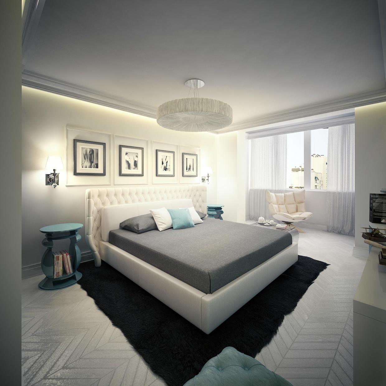 以上6款 主卧室简约装修效果图,你最中意哪一款简约风格设计呢?