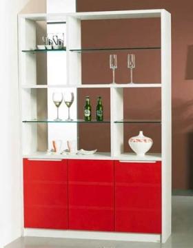 家庭普通酒柜图装修效果图 高清图片