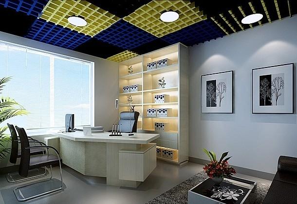 2012年办公室设计装修效果图