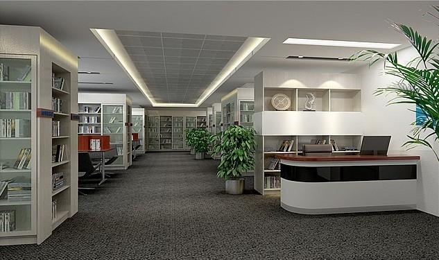 办公室设计 打造现代风格装修效果图