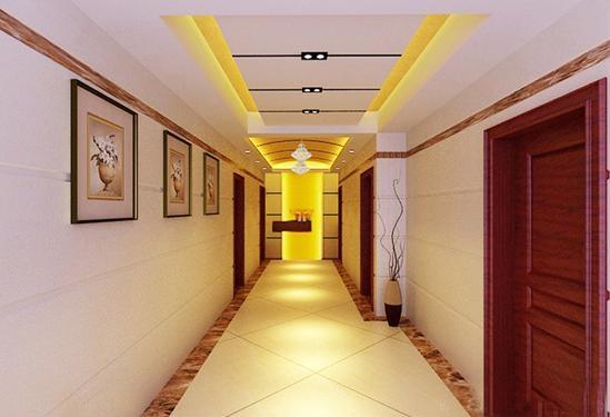 宾馆走廊设计