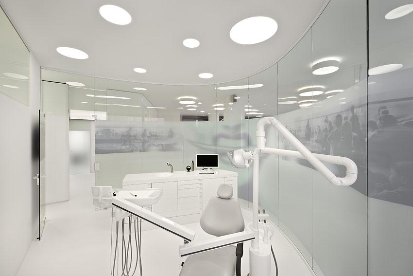 最新牙科医院室内装修