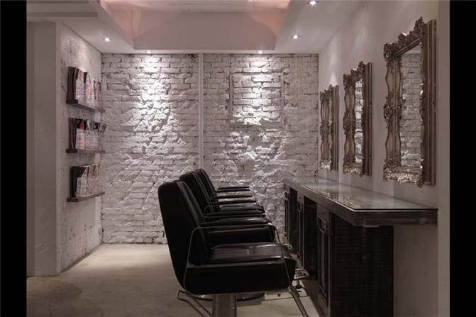 理发店发廊图装修效果图图片