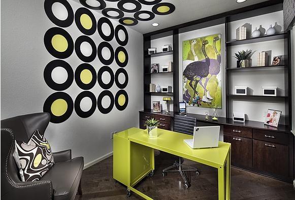 超小户型书房设计效果