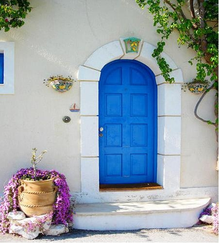 浪漫别墅大门设计