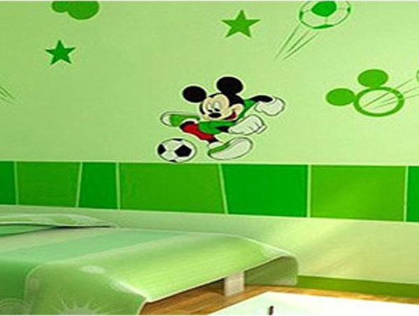 儿童房墙绘_儿童房手绘背景墙欣赏