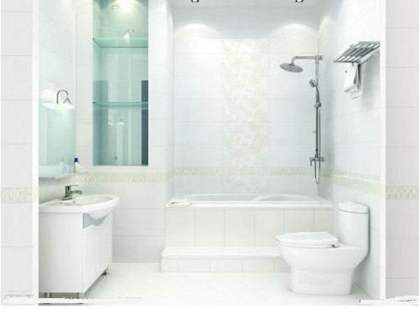 用心打造小空间的家居卫浴间