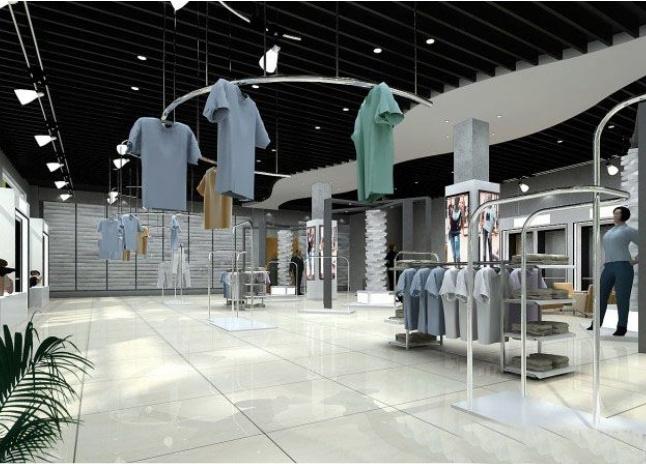 展厅装修效果图 展厅装修设计_装修效果图-x团装修网