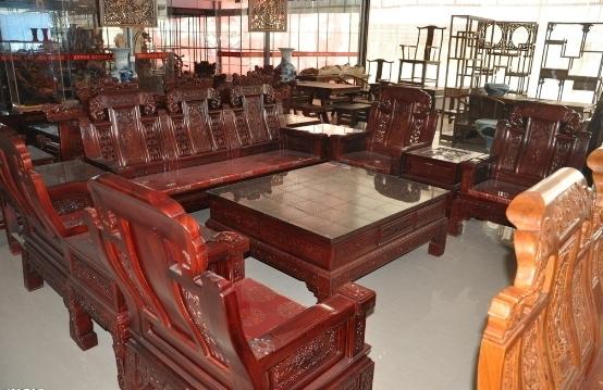 2013红木家具欣赏