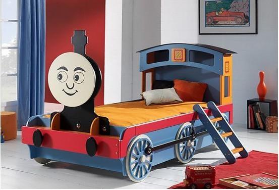 儿童房_2013个性创意儿童床设计