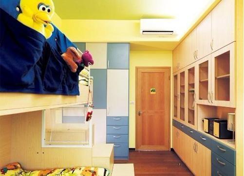 儿童房吊顶装修设计