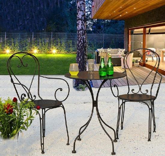铁艺家具之椅子图片 装修效果图高清图片