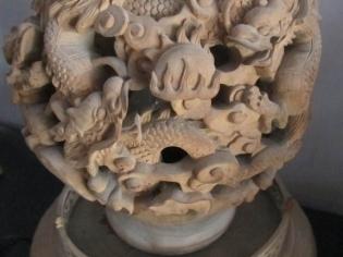根雕打造简约与神韵的结合
