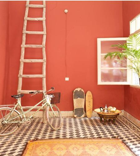 糖果色居室设计