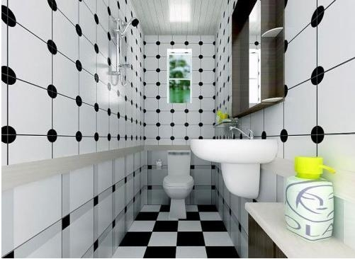 别致生动的卫生间设计