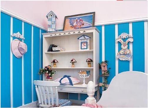 装扮温馨可爱的儿童房_装修效果图-x团装修网
