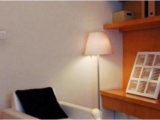 书房内的灯具搭配