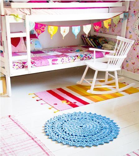 双胞胎的儿童房装修设计