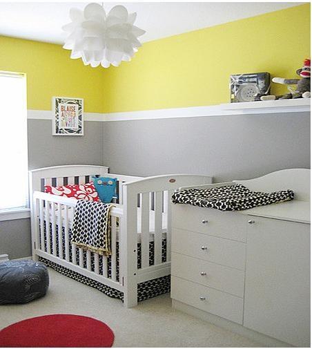 简约而不简单的儿童房装修