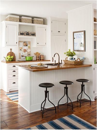 简约欧式的厨房设计