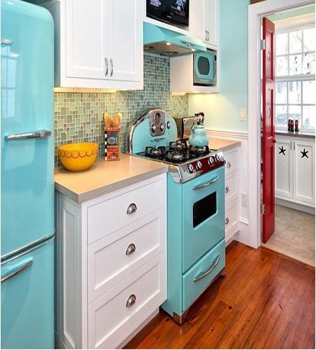 现代风格的单身公寓厨房装修