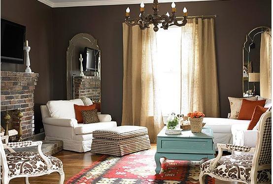 欧式风格小卧室