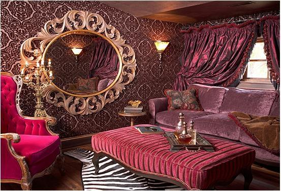 欧式风格的优雅客厅装修